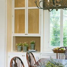 Mediterranean Kitchen by Barnes Vanze Architects, Inc
