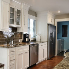 Traditional Kitchen by Dullea and Associates Inc.