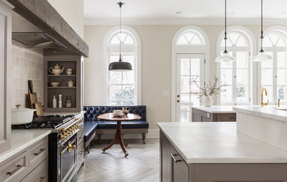 Exceptional Kitchen Of The Week Kitchen Of The Week: Modern And Traditional Elements  Mix In Minneapolis