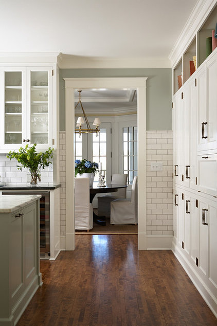 Traditional Kitchen by Ingrained Wood Studios