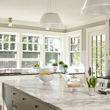 traditional kitchen by Welch Forsman Associates