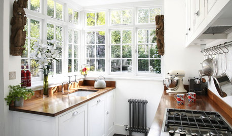 How to Fit Everything (Including the Kitchen Sink) Into a Small Space