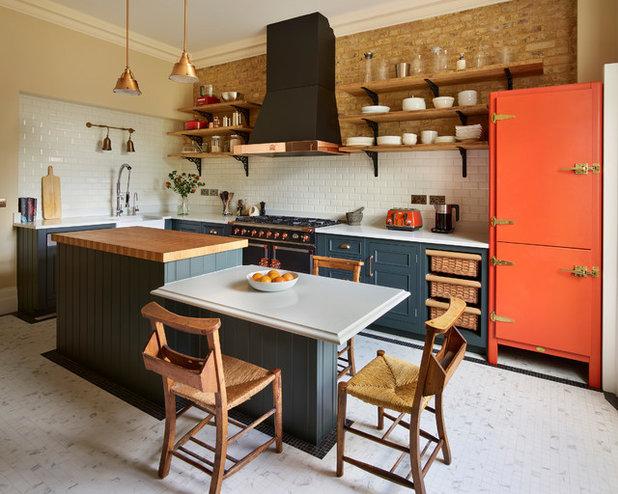 Country Kitchen by Harvey Jones Kitchens