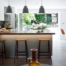 Contemporary Kitchen by Matteo Bianchi Studio