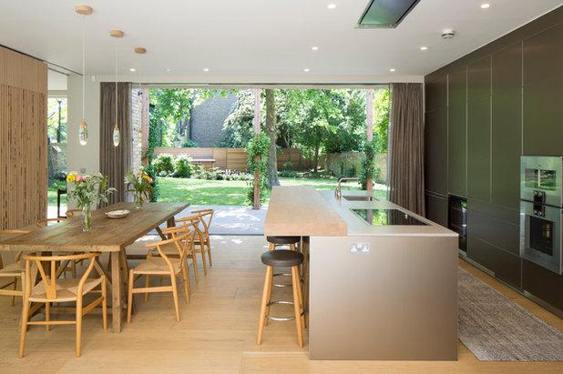 Modern Kitchen by Mitzman Architects