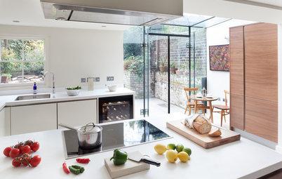Gelungener Küchenumbau: Und es ward Licht!