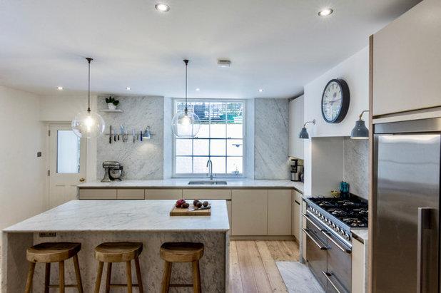 Contemporary Kitchen by Matthew King Design