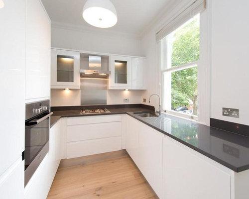 Small Modern Kitchen Design Ideas & Remodel Pictures | Houzz