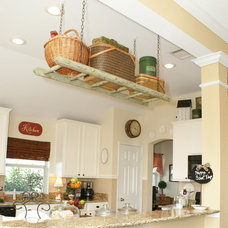 Traditional Kitchen by It's a Wannabe Decorator's Life
