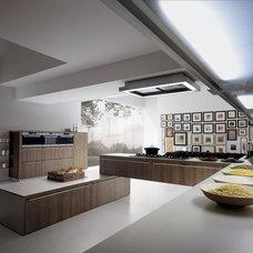 Modern Kitchen by Coastal Home Design Studio