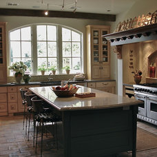 Traditional Kitchen by Savant Design Group