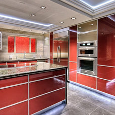 Contemporary Kitchen by BY DESIGN Builders