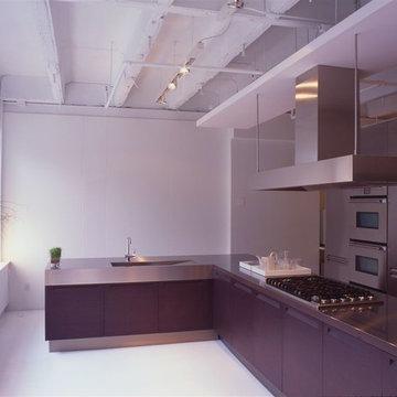 Italian Kitchen New York Showroom