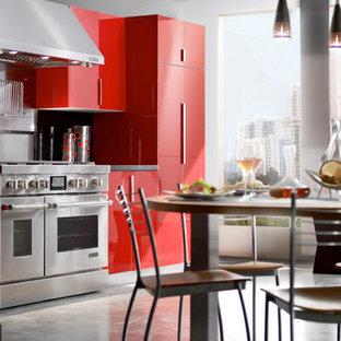 Italian-Style Jenn-Air Kitchen