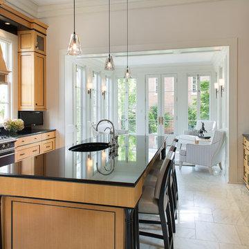 Italianate Home and Garden