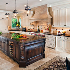 Traditional Kitchen by Design By Mogck
