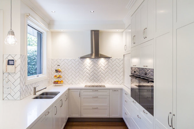 How To Choose A Splashback For A White Kitchen Houzz