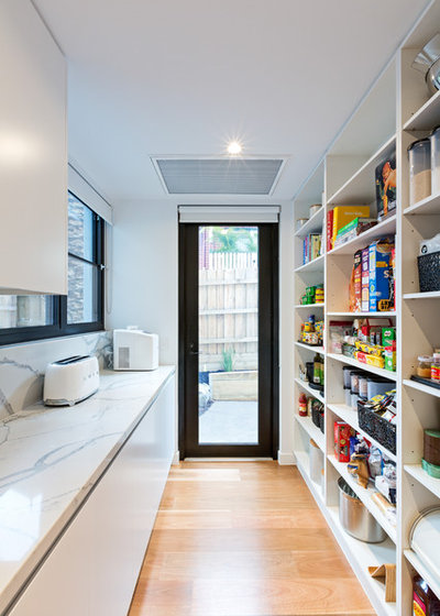 Contemporary Kitchen by Kitchens by Peter Gill
