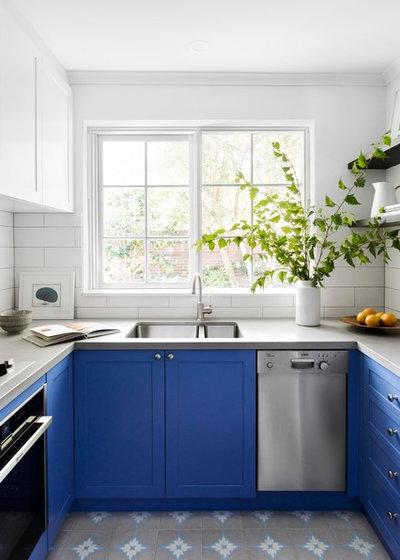 Contemporary Kitchen by Camilla Molders Design