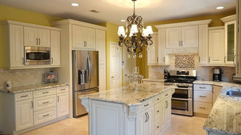 Ivory Color Cabinets