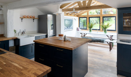 Kitchen Tour: A Rural Cottage Gains a Sensitive New Extension