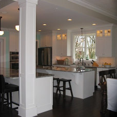 Traditional Kitchen by Americrew - Your Kitchen & Bath Company