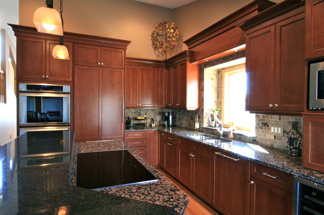 Contemporary Kitchen by J Brothers Home Improvement Inc