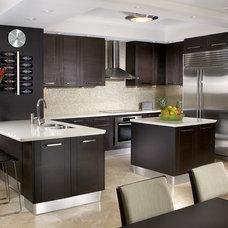 Modern Kitchen by J Design Group - Interior Designers Miami - Modern