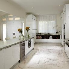 Contemporary Kitchen by J Design Group - Interior Designers Miami - Modern