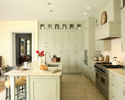 Tall Kitchen Cabinets Ideas, Pictures, Remodel and Decor