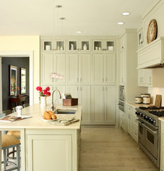 traditional kitchen by Janie K. Hirsch, ASID