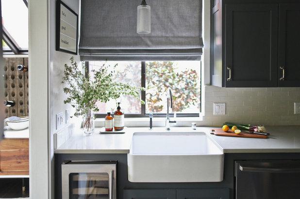 Clásico renovado Cocina by Catherine Kwong Design