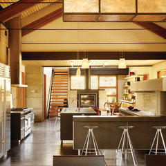 contemporary kitchen by Magni Inc