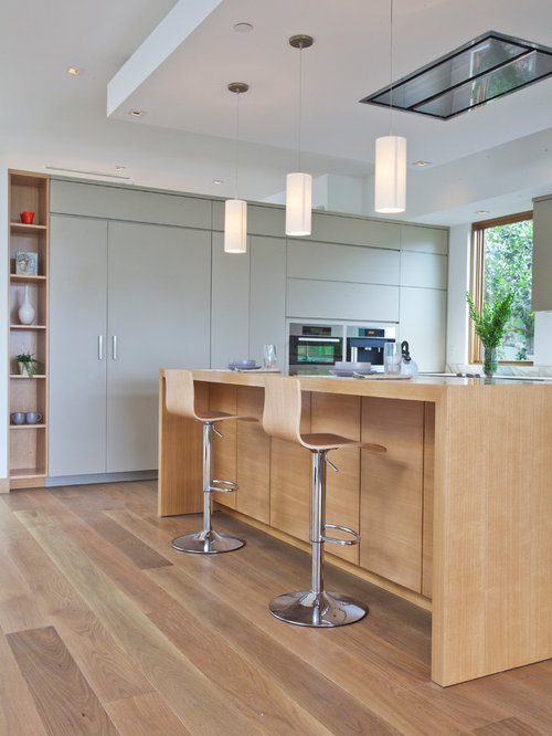Taupe Kitchen Cabinets Houzz - Taupe kitchen cabinets