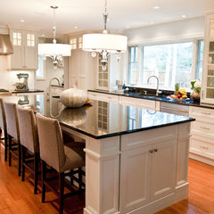 contemporary kitchen by Jacqui Loucks Interior Concepts
