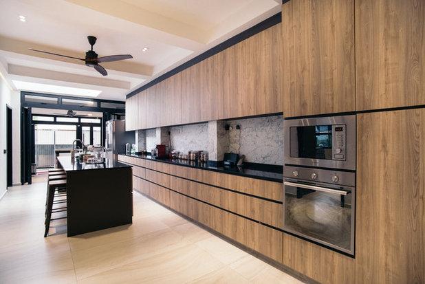 Contemporary Kitchen by Urban Habitat Design