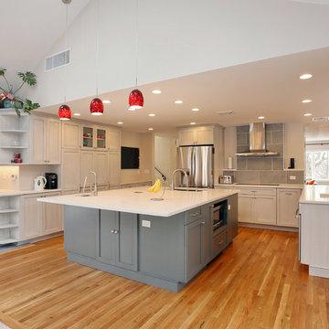 Jamaica Plain Kitchen Remodel