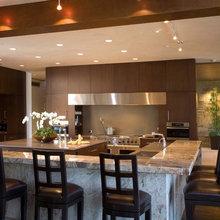 contemporay kitchen