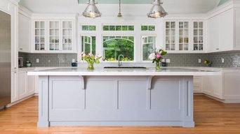 Jamestown, Rhode Island Kitchen Project