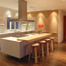 Modern Kitchen by Jamie Herzlinger