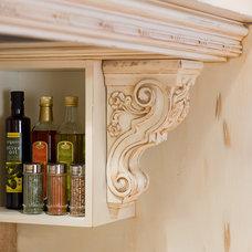 Traditional Kitchen by Luxury Ranch Interior Design