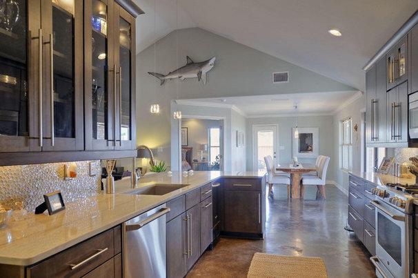 Tropical Kitchen by Jane Haley LLC