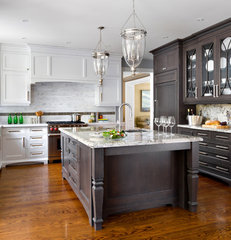traditional kitchen by Jane Lockhart Interior Design