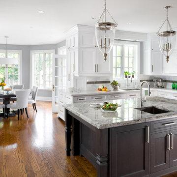 Jane Lockhart Interior Design - Kitchen