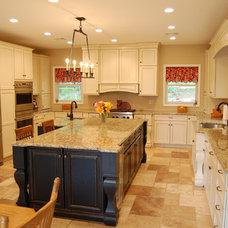Traditional Kitchen by TRS Designs, Inc (Kitchens, Baths, & More)