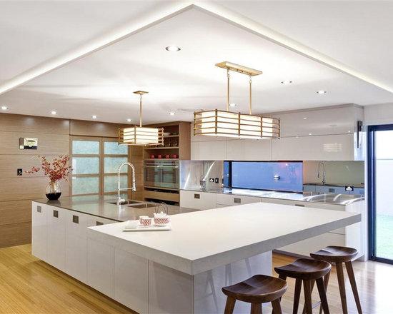 modern japanese kitchen design | houzz