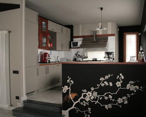 Cucina etnica Milano - Foto, Idee, Arredamento