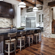 industrial kitchen JAUREGUI Architecture