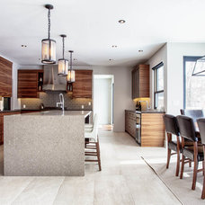 Contemporary Kitchen by Bailey Designs