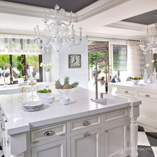 Traditional Kitchen by Jeff Andrews Design